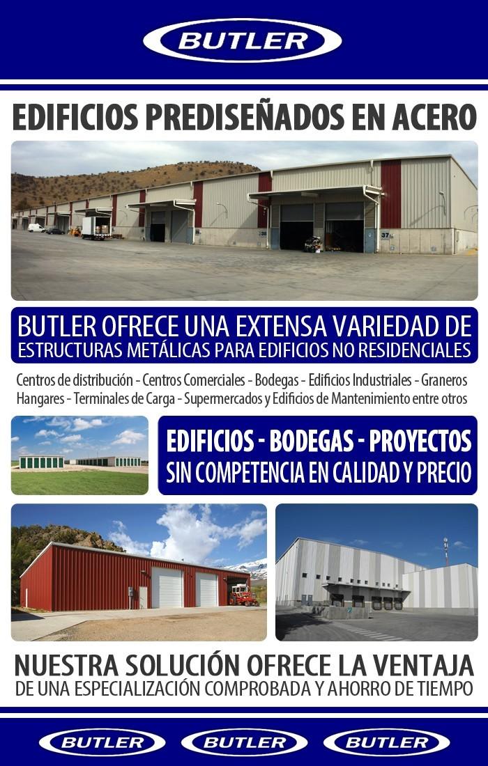 Butler Mfg Co - Galpones Pre-Fabricados Butler � EL Mejor Desempe�o
