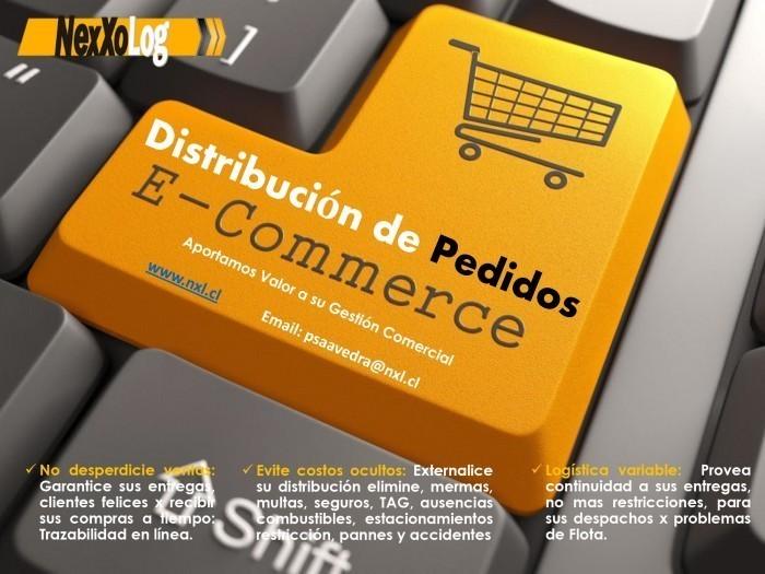 Distribuci�n de Pedidos - Para sus Ventas Online